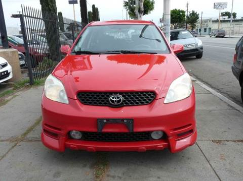 2003 Toyota Matrix for sale in Los Angeles, CA