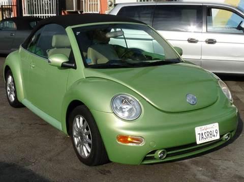 2004 Volkswagen New Beetle for sale in Los Angeles, CA