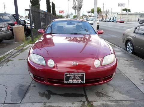 1993 Lexus SC 300 for sale in Los Angeles, CA