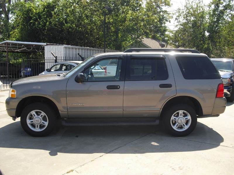 2005 ford explorer xlt 4dr suv in houston tx g1 cars. Cars Review. Best American Auto & Cars Review