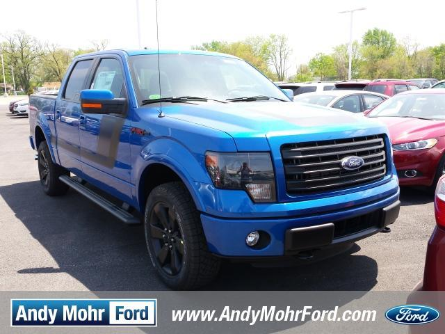 new 2014 ford f 150 fx4 in plainfield in at andy mohr ford. Black Bedroom Furniture Sets. Home Design Ideas