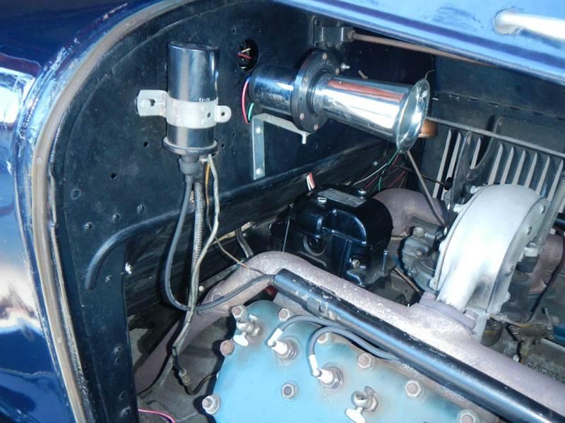 Prominent Phaeton - 1924 Cadillac V-63 Touring - Stil | Hemmings ...