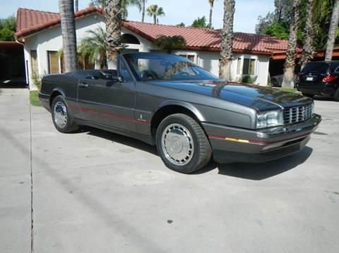 1990 Cadillac Allante for sale in Los Angeles, CA