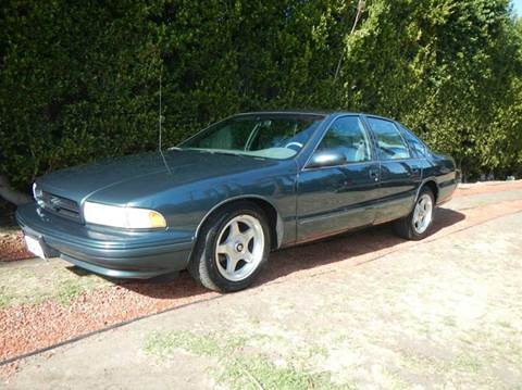 1995 Chevrolet Impala for sale in Los Angeles, CA