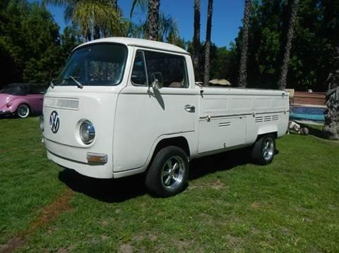 1968 Volkswagen Transporter II for sale in Los Angeles, CA
