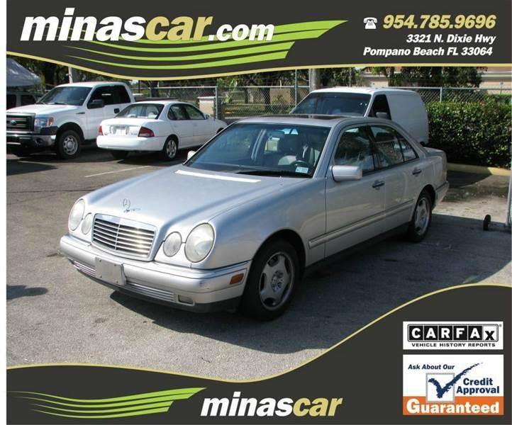 1999 mercedes benz e class e430 4dr sedan in pompano beach for Mercedes benz pompano beach florida