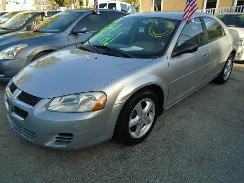 2006 dodge stratus sxt 4dr sedan in pompano beach fl. Black Bedroom Furniture Sets. Home Design Ideas