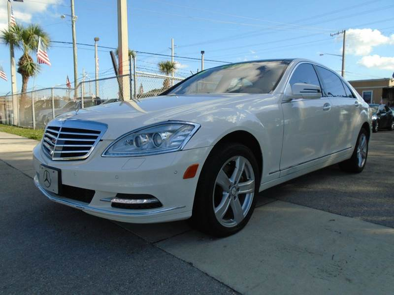 2010 mercedes benz s class s550 4matic awd 4dr sedan in for Mercedes benz of pompano