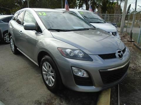 2012 Mazda CX-7 for sale in Pompano Beach, FL