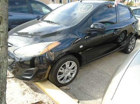 2014 Mazda MAZDA2 for sale in Pompano Beach, FL