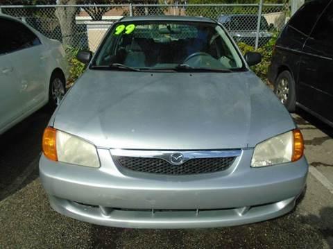 1999 Mazda Protege for sale in Pompano Beach, FL