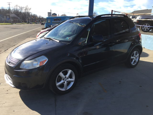 2008 suzuki sx4 crossover base awd 4dr crossover 4a in. Black Bedroom Furniture Sets. Home Design Ideas