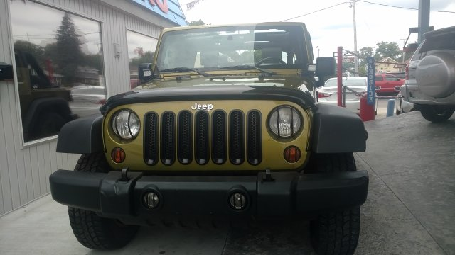 2007 Jeep Wrangler Unlimited X 4x4 4dr SUV - Erie PA
