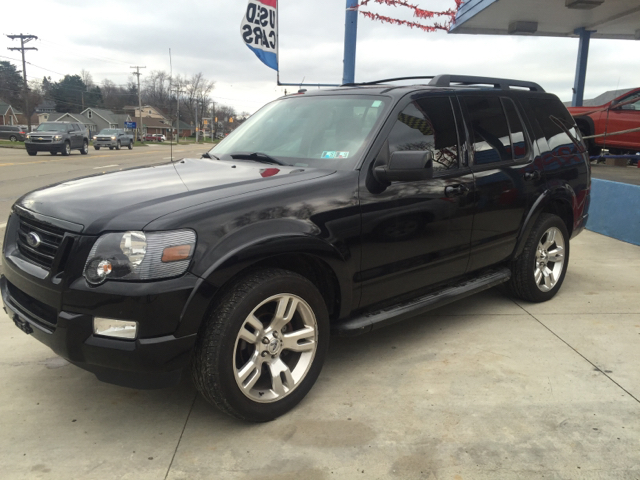 2009 ford explorer xlt sport 4x2 4dr suv v8 in erie pa. Black Bedroom Furniture Sets. Home Design Ideas