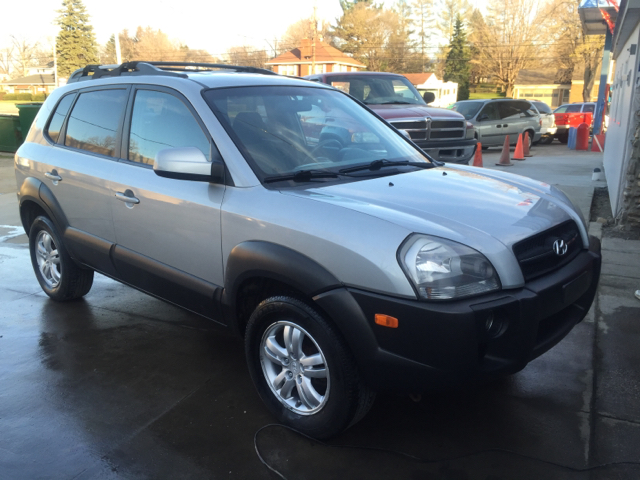 2007 hyundai tucson limited 4dr suv 4wd in erie pa. Black Bedroom Furniture Sets. Home Design Ideas