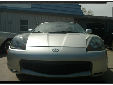 2002 Toyota MR2 Spyder for sale in Erie, PA