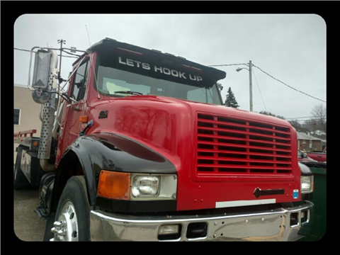 1997 International 4700 DT 466E for sale in Erie, PA