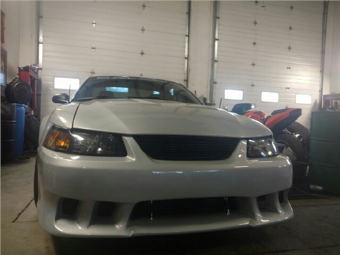 2000 Ford Mustang- SALEEN S281