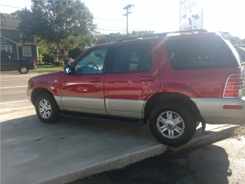 2004 Mercury Mountaineer for sale in Erie, PA