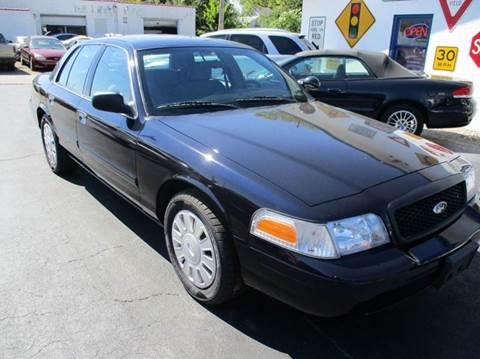 2009 Ford Crown Victoria for sale in Hamilton, OH