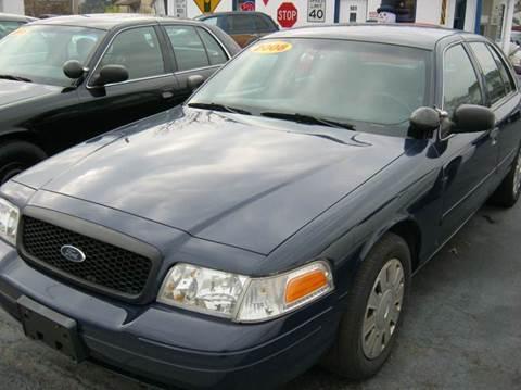 2008 Ford Crown Victoria for sale in Hamilton, OH