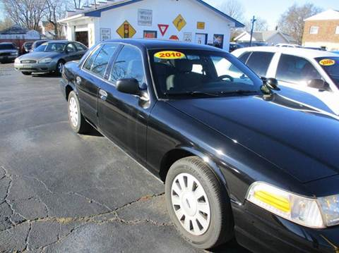 2010 Ford Crown Victoria for sale in Hamilton, OH