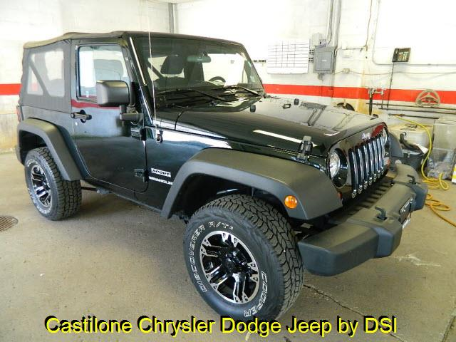2012 Jeep Wrangler For Sale In Clarence Ny