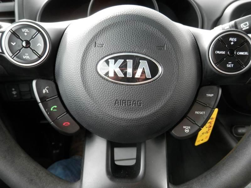 2015 Kia Soul + 4dr Wagon - Milan TN