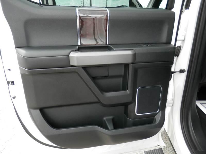 2015 Ford F-150 Platinum 4x4 4dr SuperCrew 5.5 ft. SB - Milan TN