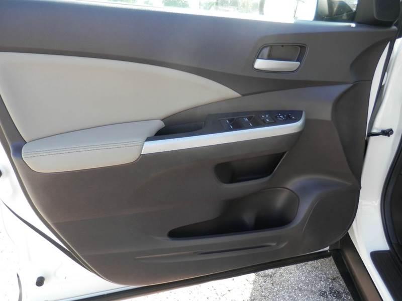2013 Honda CR-V EX-L 4dr SUV - Milan TN