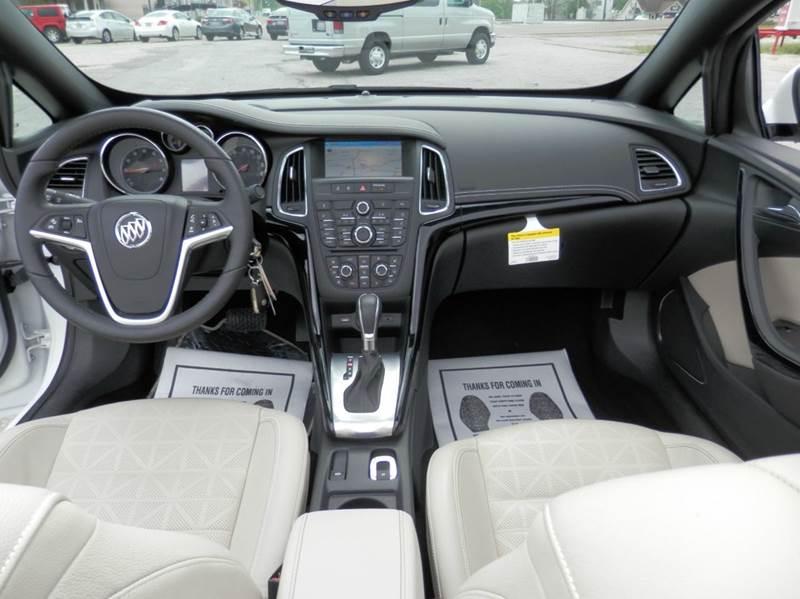 2016 Buick Cascada Premium 2dr Convertible - Milan TN