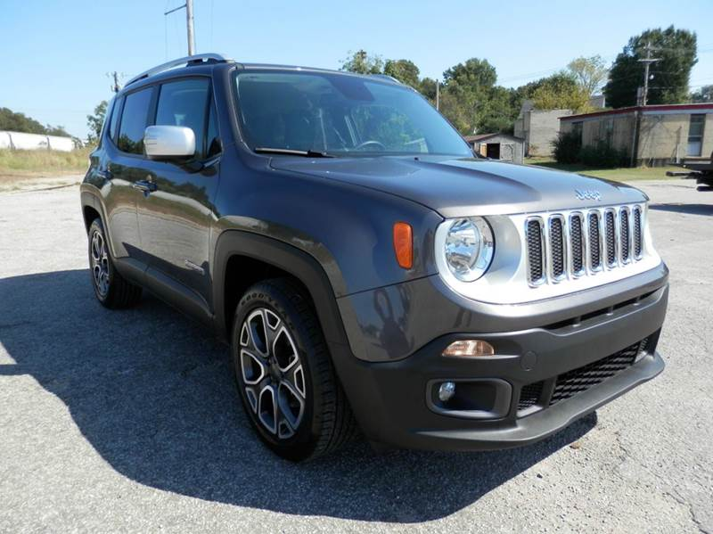 2016 Jeep Renegade Limited 4dr SUV - Milan TN