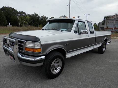 1993 Ford F-250 for sale in Milan, TN