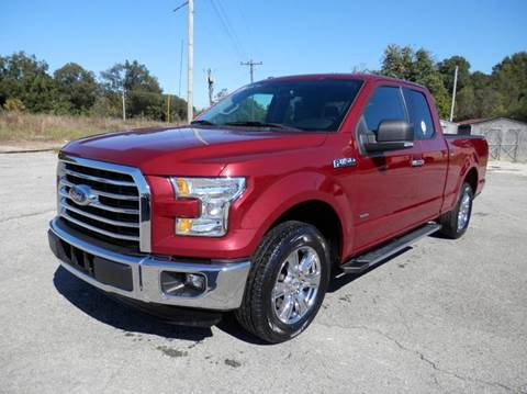 2015 Ford F-150 for sale in Milan, TN