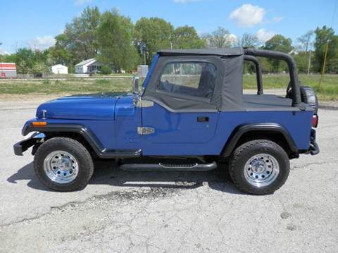1995 jeep wrangler for sale louisville ky. Cars Review. Best American Auto & Cars Review