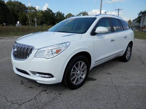 2017 Buick Enclave for sale in Milan, TN