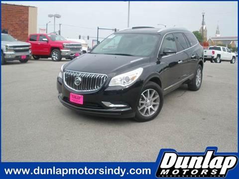 2017 Buick Enclave for sale in Independence, IA