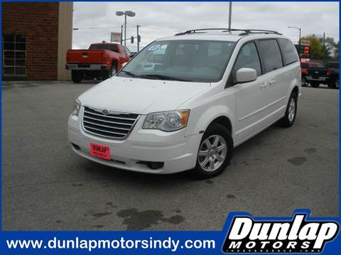 2008 Chrysler Town and Country for sale in Independence, IA