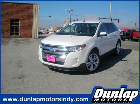 2013 Ford Edge for sale in Independence, IA