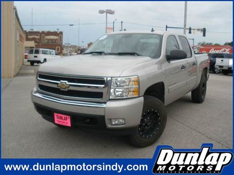 2008 Chevrolet Silverado 1500 For Sale Iowa