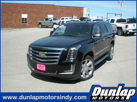 2017 Cadillac Escalade for sale in Independence, IA