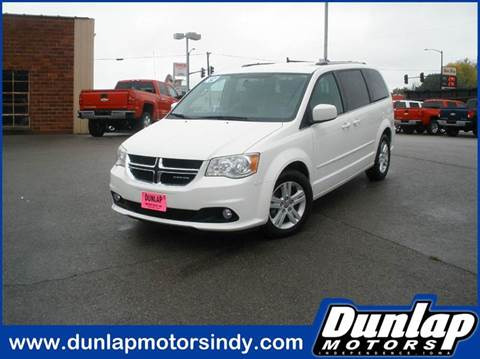2012 Dodge Grand Caravan for sale in Independence, IA