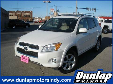 2011 Toyota RAV4 for sale in Independence, IA