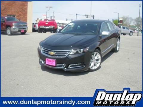 2017 Chevrolet Impala for sale in Independence, IA