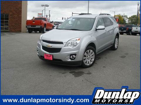 2011 Chevrolet Equinox for sale in Independence, IA