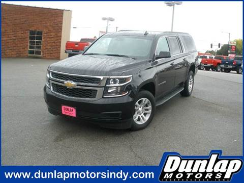 2017 Chevrolet Suburban for sale in Independence, IA