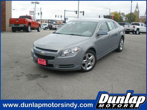 2009 Chevrolet Malibu for sale in Independence, IA