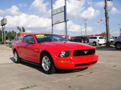 2006 Ford Mustang for sale in Oklahoma City, OK