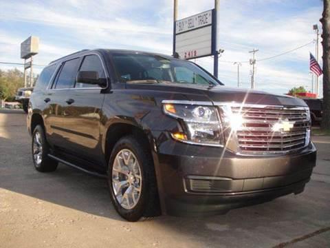 2015 Chevrolet Tahoe for sale in Oklahoma City, OK