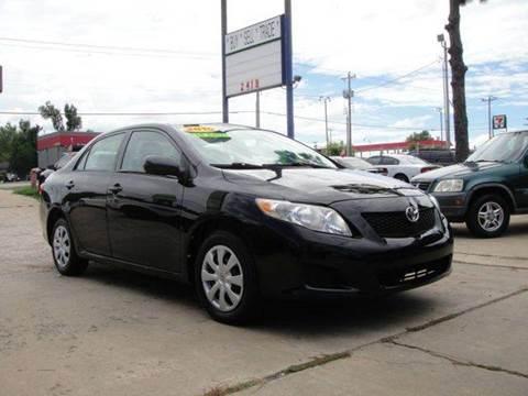 2010 Toyota Corolla for sale in Oklahoma City, OK